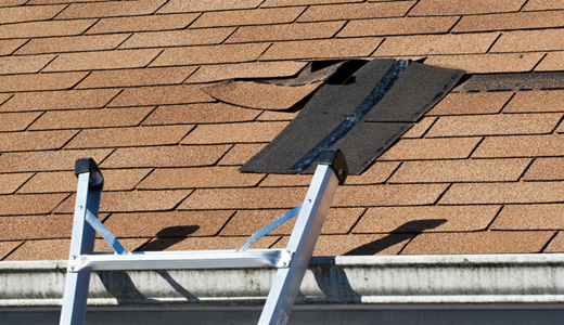 Shingle Repairs in Lancaster, PA